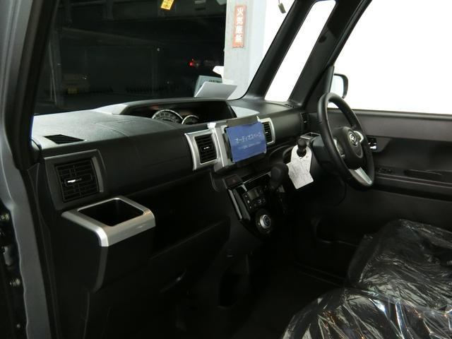 GターボSAIII 衝突被害軽減ブレーキ 横滑り防止装置 オートマチックハイビーム アイドリングストップ 両側電動スライドドア ステアリングスイッチ 革巻きハンドル キーフリーシステム オートエアコン ベンチシート(11枚目)