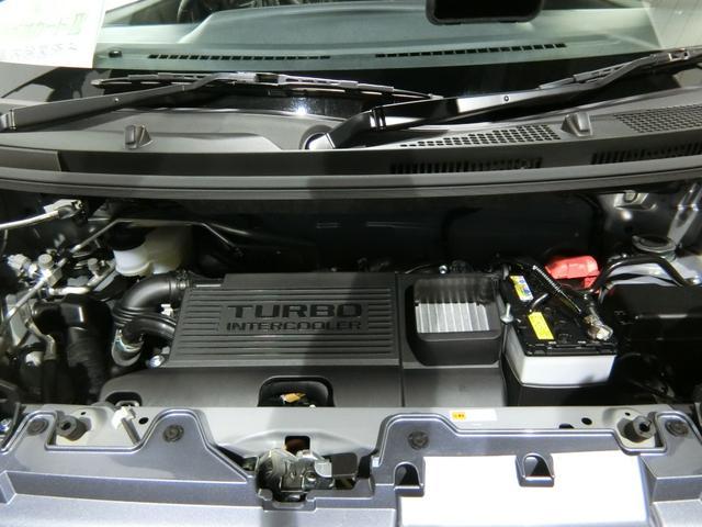 GターボSAIII 衝突被害軽減ブレーキ 横滑り防止装置 オートマチックハイビーム アイドリングストップ 両側電動スライドドア ステアリングスイッチ 革巻きハンドル キーフリーシステム オートエアコン ベンチシート(18枚目)