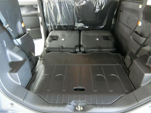 GターボSAIII 衝突被害軽減ブレーキ 横滑り防止装置 オートマチックハイビーム アイドリングストップ 両側電動スライドドア ステアリングスイッチ 革巻きハンドル キーフリーシステム オートエアコン ベンチシート(25枚目)