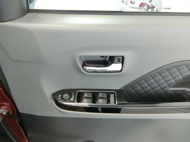 カスタムXセレクション 衝突被害軽減ブレーキ 横滑り防止装置 オートマチックハイビーム アイドリングストップ 両側電動スライドドア ステアリングスイッチ オートライト 純正ディスプレイオーディオ キーフリーシステム LED(10枚目)