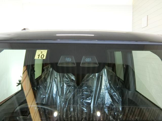 カスタムXセレクション 衝突被害軽減ブレーキ 横滑り防止装置 オートマチックハイビーム アイドリングストップ 両側電動スライドドア ステアリングスイッチ オートライト 純正ディスプレイオーディオ キーフリーシステム LED(15枚目)