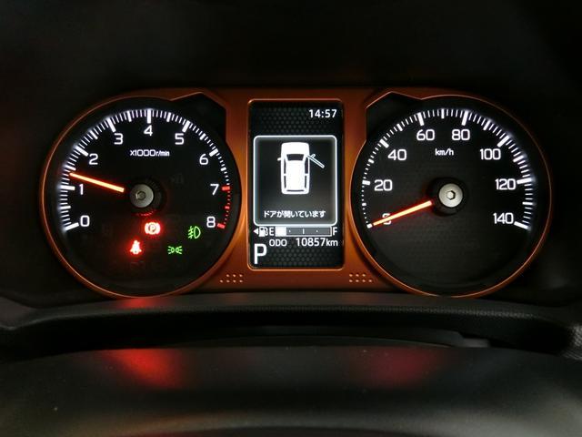 Gターボ 衝突被害軽減ブレーキ 横滑り防止装置 オートマチックハイビーム アイドリングストップ ステアリングスイッチ 革巻きハンドル クルーズコントロール バイザー マット サンルーフ ルーフレール LED(5枚目)
