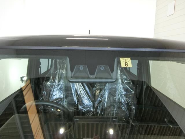 Gターボ 衝突被害軽減ブレーキ 横滑り防止装置 オートマチックハイビーム アイドリングストップ ステアリングスイッチ 革巻きハンドル クルーズコントロール バイザー マット サンルーフ ルーフレール LED(15枚目)