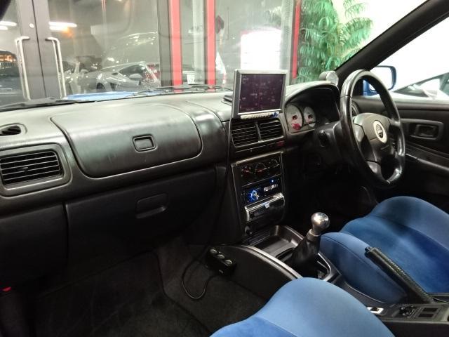 スバル インプレッサ WRXRASTiVerVリミテッドWRC仕様DCCD限定車