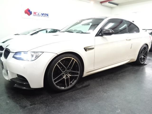 BMW BMW MドライブPKG黒革電動レカロカーボンルーフ19AWナビTV
