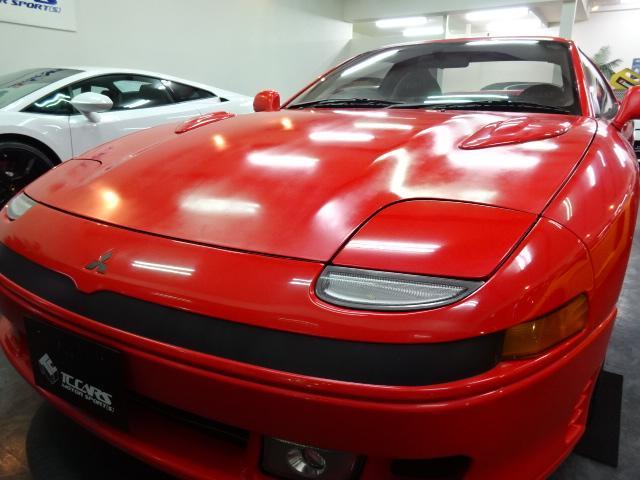 三菱 GTO ツインターボアクティブRスポBIGキャリパ18AW車高調