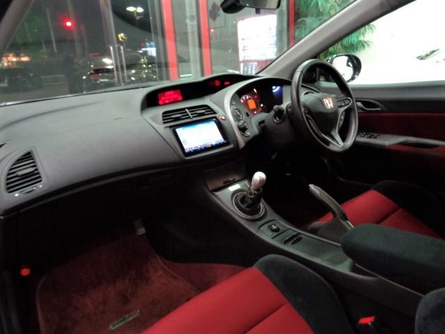 タイプRユーロUKモデルフルエアロ車高調ナビTV18AW(17枚目)