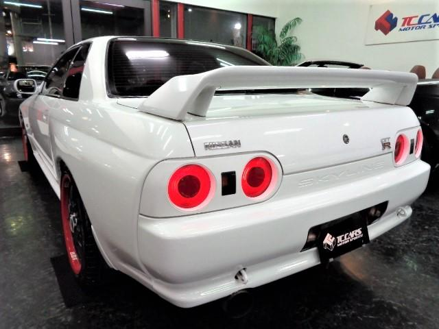 GT-R最終型マフラエアクリ車高調BBSアルミTベルト交換済(8枚目)