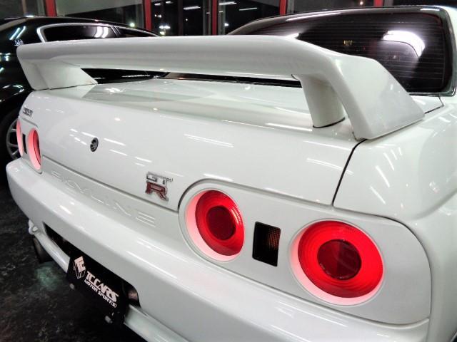 GT-R最終型マフラエアクリ車高調BBSアルミTベルト交換済(11枚目)