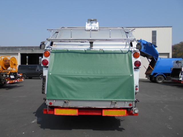 日産ディーゼル コンドル H18極東製プレスパッカー 8.7m3 1700kg積載