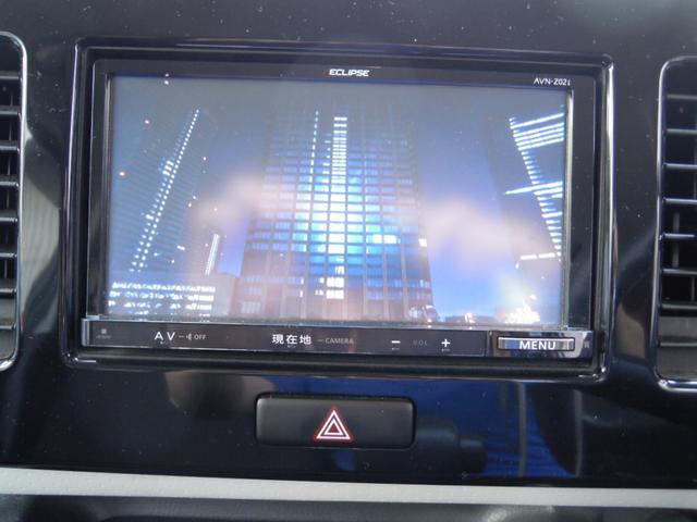 ECO-L ワンオーナー 禁煙車 SDナビ フルセグ ETC(8枚目)