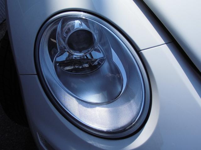 フォルクスワーゲン VW ニュービートル LZ インダッシュナビ サンルーフ ウインカーミラー