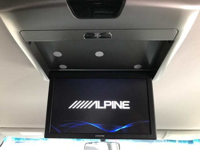 GエアロHDDナビスペシャルパッケージ 後席用M 両側電動(14枚目)