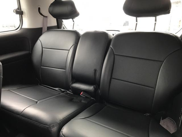 GエアロHDDナビスペシャルパッケージ 後席用M 両側電動(18枚目)