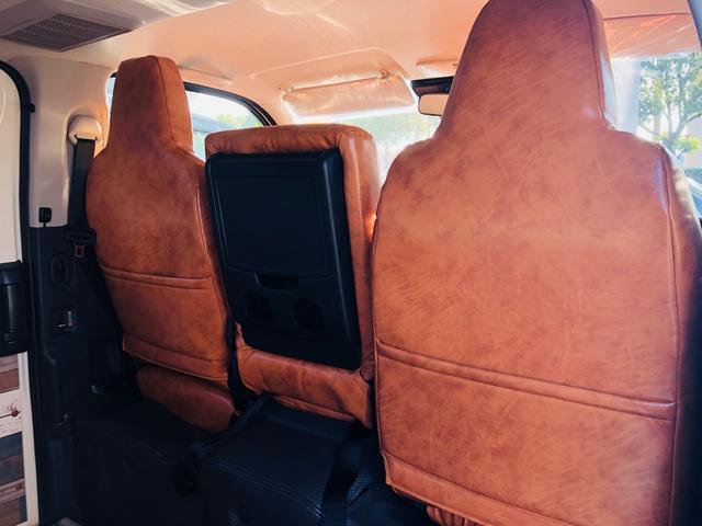 ロングDX ハイエース5ドア20車中泊キャンプスタイル 車中泊キャンプベッドリアクーラーヒータ(6枚目)
