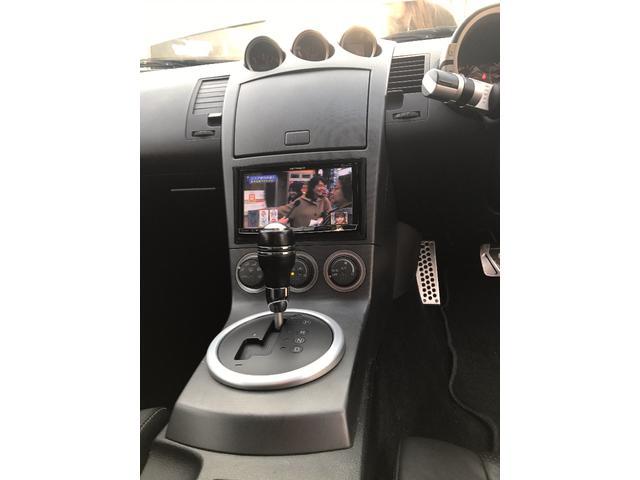 日産 フェアレディZ バージョンT SDナビ19ホイールマフラー