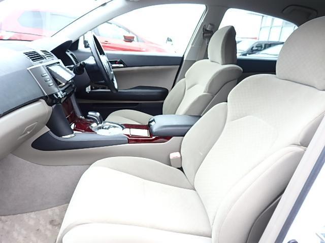 トヨタ マークX 250G Fパッケージ 後期 DVDナビ キーレス ETC