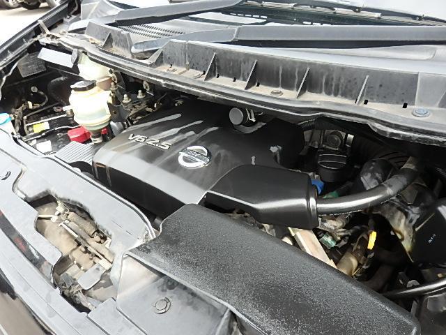 日産 エルグランド ライダーS 左パワスラ 車高調 社外アルミ HID ETC