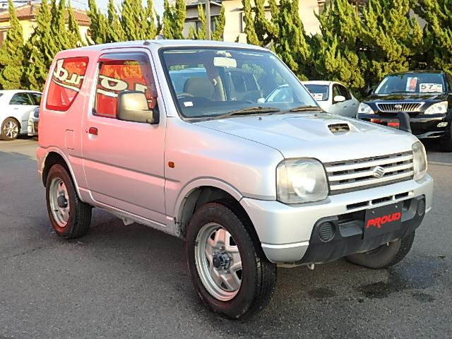 スズキ ジムニー XG 4WD 社外オーディオ キーレス