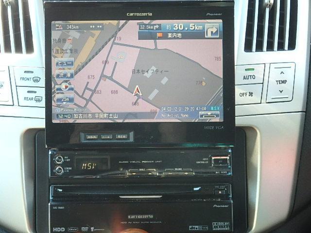 240G ナビ Bカメラ ローダウン HID AW  ETC(17枚目)