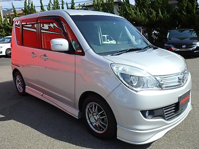 「スズキ」「ソリオ」「ミニバン・ワンボックス」「兵庫県」の中古車8