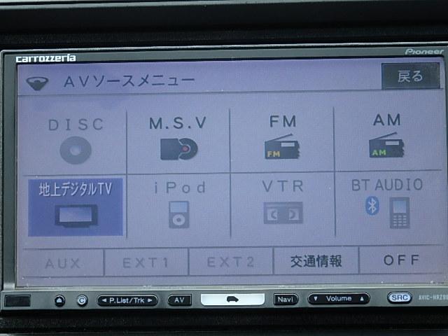 RSZ 後期 走7万k台 HDDナビ 地TV ETC(41枚目)