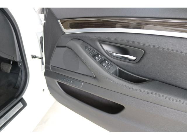 BMW BMW 528iツーリング Mスポーツ ガラスルーフ 黒本革 保証有