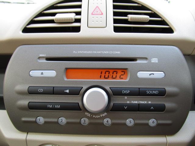 スズキ アルトエコ ECO-L 純正CDオーディオ アイドリングストップ