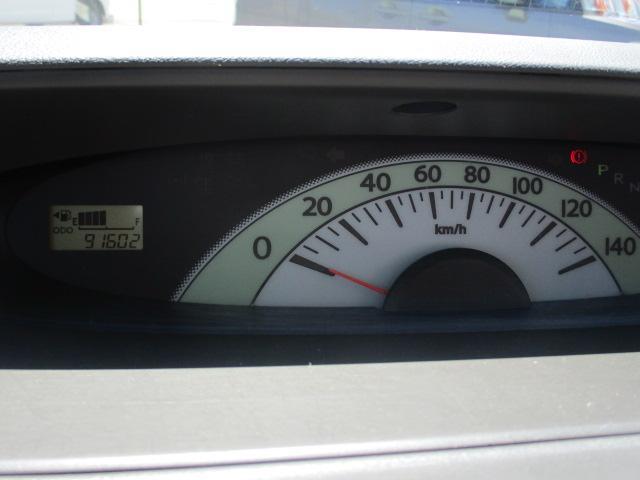 【メーター】大きくて見やすいメーター付きです!当たり前ですが、こちらのお車は「実走行」です!これからも長い間乗って頂ける1台です☆