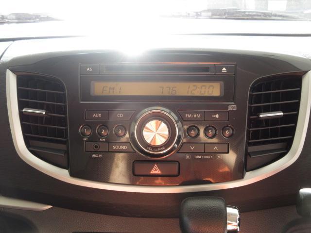 【オーディオ】CD・AM・FMラジオ・USB・iPod/iPhone・AUXなど、多機能なオーディオデッキです!