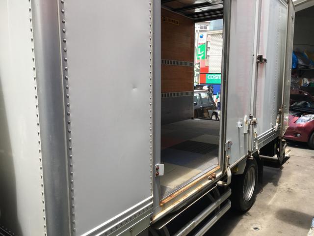 いすゞ エルフトラック カスタム パワーゲート付 NOX適合 サイドドア 電格ミラー