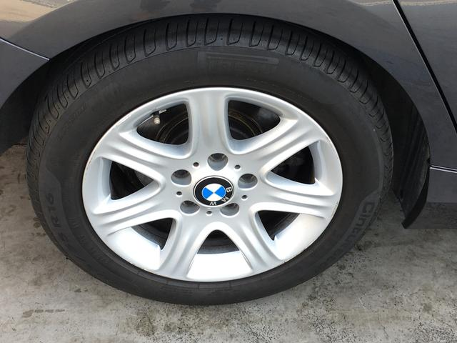 BMW BMW 116i 新品タイヤ TVナビ ETC スマートキー HID