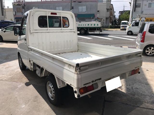 日産 NT100クリッパートラック SD 三方開 エアコン