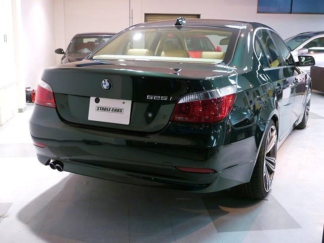 BMW BMW 525iハイラインパッケージ Oxfordgreen
