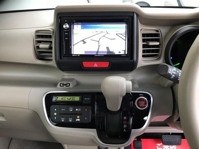 G 1オーナー フルセグナビ Bluetoothオーディオ 両側スライド スマートキー プッシュスタート オートエアコン(14枚目)