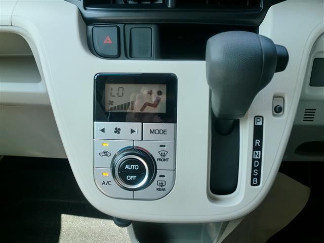 ダイハツ ムーヴ X SAII ナビ装着用UGP 届出済未使用車