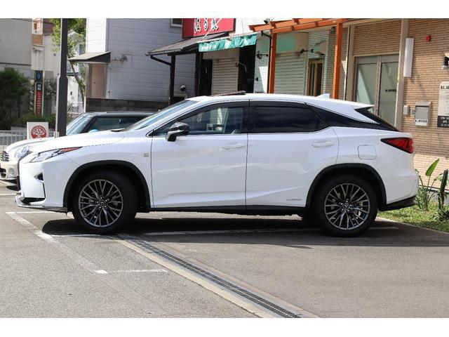「レクサス」「RX」「SUV・クロカン」「大阪府」の中古車5
