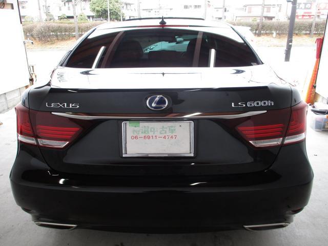 「レクサス」「LS」「セダン」「大阪府」の中古車12