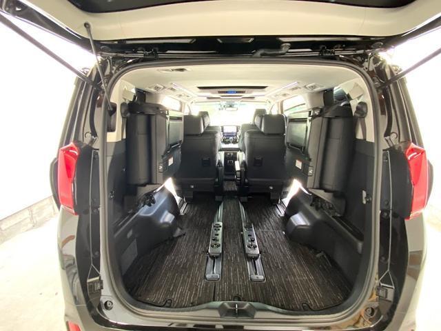 3.5SC モデリスタキットVerIII 黒革パワーシート Wサンルーフ レーダークルーズコントロール 三眼LEDヘッドライト アルパインBIG-X 7人乗り シーケンシャルウインカー(11枚目)