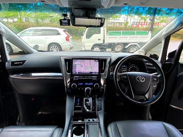 3.5SC モデリスタキットVerIII 黒革パワーシート Wサンルーフ レーダークルーズコントロール 三眼LEDヘッドライト アルパインBIG-X 7人乗り シーケンシャルウインカー(24枚目)
