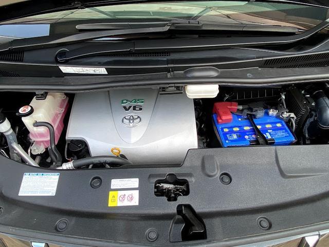 3.5SC モデリスタキットVerIII 黒革パワーシート Wサンルーフ レーダークルーズコントロール 三眼LEDヘッドライト アルパインBIG-X 7人乗り シーケンシャルウインカー(46枚目)