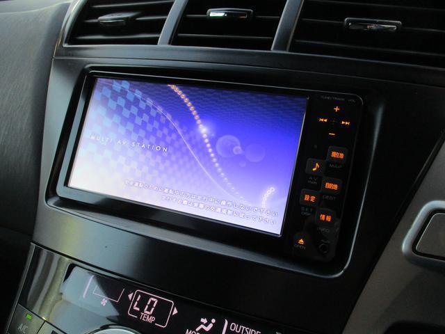 トヨタ プリウスアルファ Sツーリング 新品19インチアルミ ナビ地デジ LEDヘッド