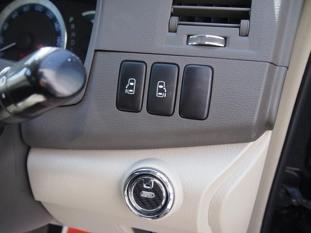 プラタナ 両側パワースライド 純正ナビ TV Bluetooth バックカメラ HID ETC スマートキー プッシュスタート(23枚目)