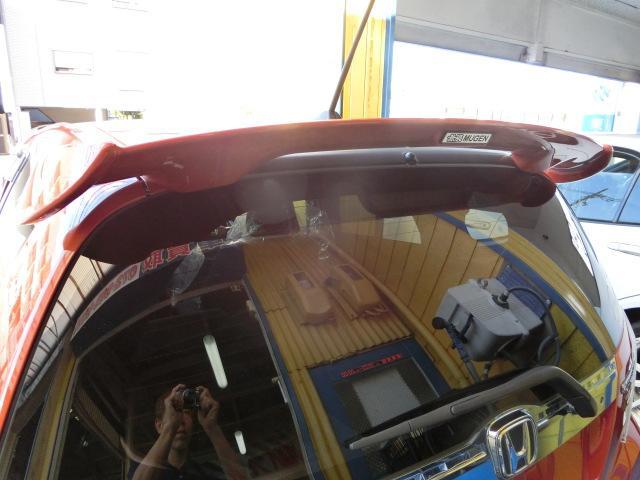 ホンダ フィットハイブリッド RS ファインスタイル 無限エアロ 17AW ナビ地デジ