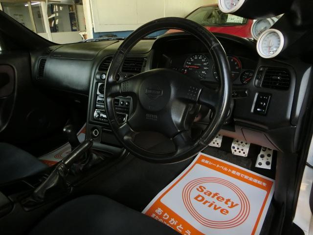 日産 スカイライン GT-R 後期 フルエアロ 18AW テイン車高調 マフラー