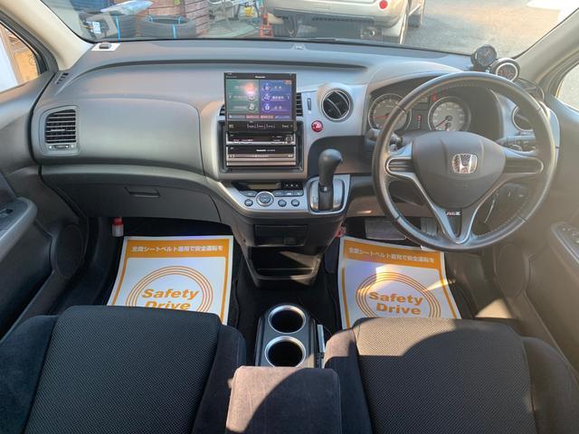 RSZ TEIN車高調 追加メーター 17AW HDDナビ(10枚目)