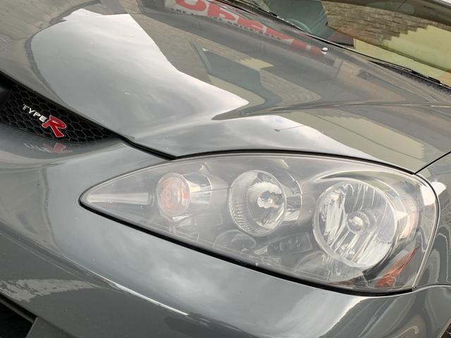 タイプR RAYS17AW JIS車高調 エアクリ マフラー(4枚目)