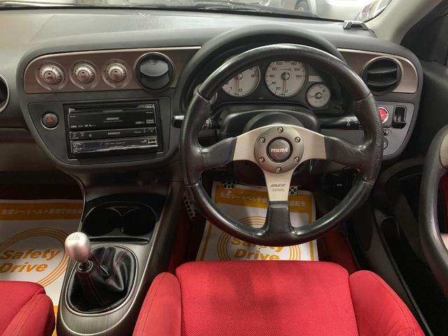 タイプR RAYS17AW JIS車高調 エアクリ マフラー(13枚目)