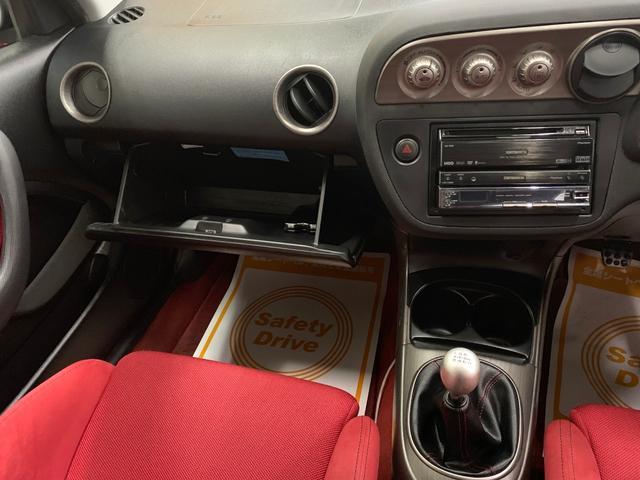 タイプR RAYS17AW JIS車高調 エアクリ マフラー(14枚目)