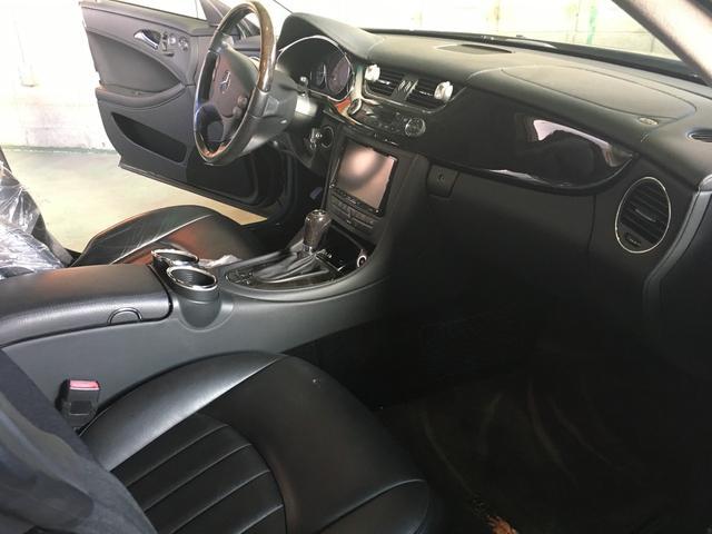 メルセデス・ベンツ M・ベンツ CLS500 ALPINE8インチ BRABUS エアサス